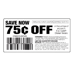 Manufacturer Coupon